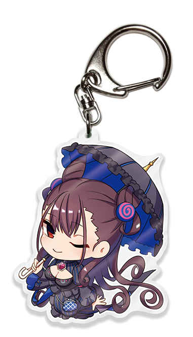 FGOキーホルダー 紫式部 [AbsoluteZero(月代)] Fate/Grand Order