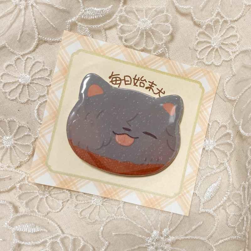 始末犬缶バッジ [いぬ小屋(にゃっき)] Fate/Grand Order