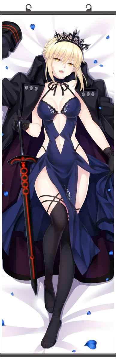 Fate/Grand Order-セイバーオルタ-掛け軸【17096A】 [M.G.F(M.G.F)] Fate/Grand Order
