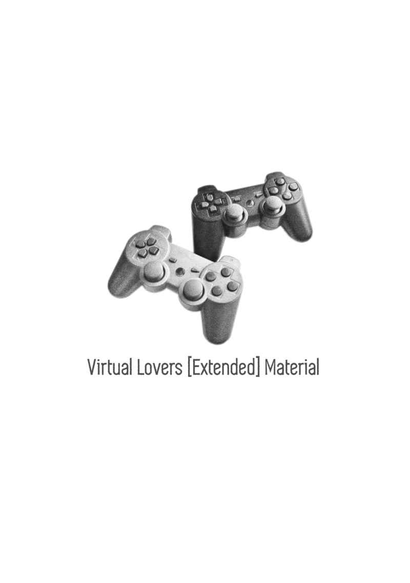 Virtual Lovers[Extended] Material [NEW-Standard Project(K.Katagiri)] Fate/Grand Order