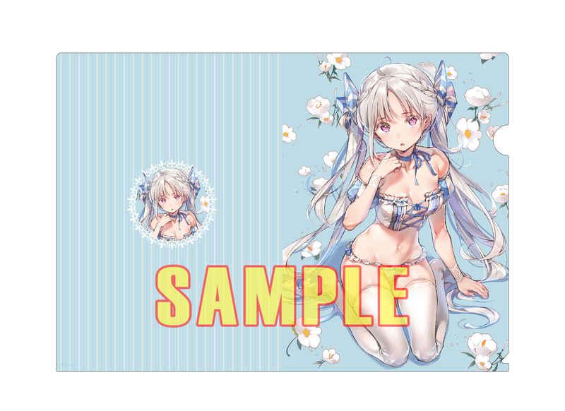 【DSマイル展2】クリアファイルセットC [ツクルノモリ(DSマイル)] オリジナル