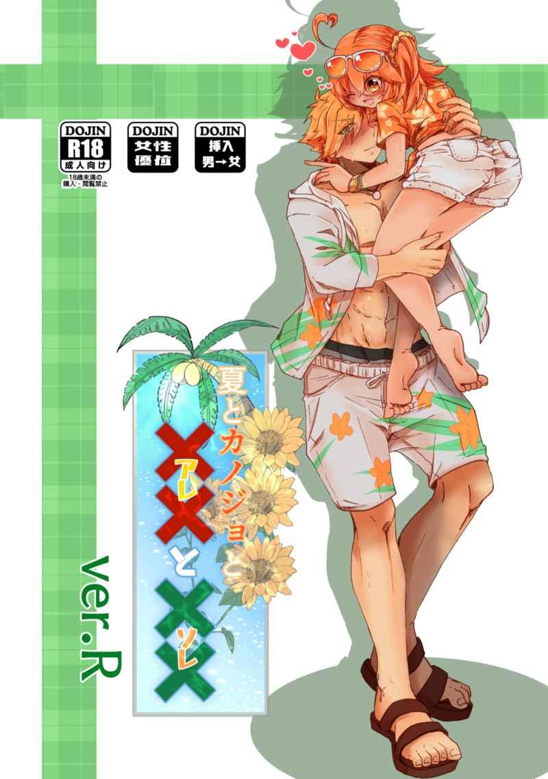 夏とカノジョと××と×× ver.R [もいの手(もいす)] Fate/Grand Order