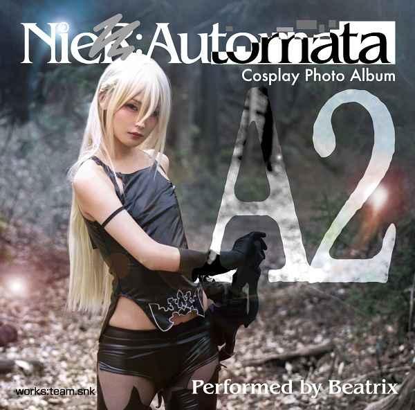 NieR:Automata Cosplay Photo Album A2 [team.snk(ベアトリクス)] コスプレ