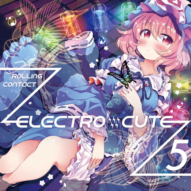 ELECTRO CUTE 5 [Rolling Contact(天音)] 東方Project