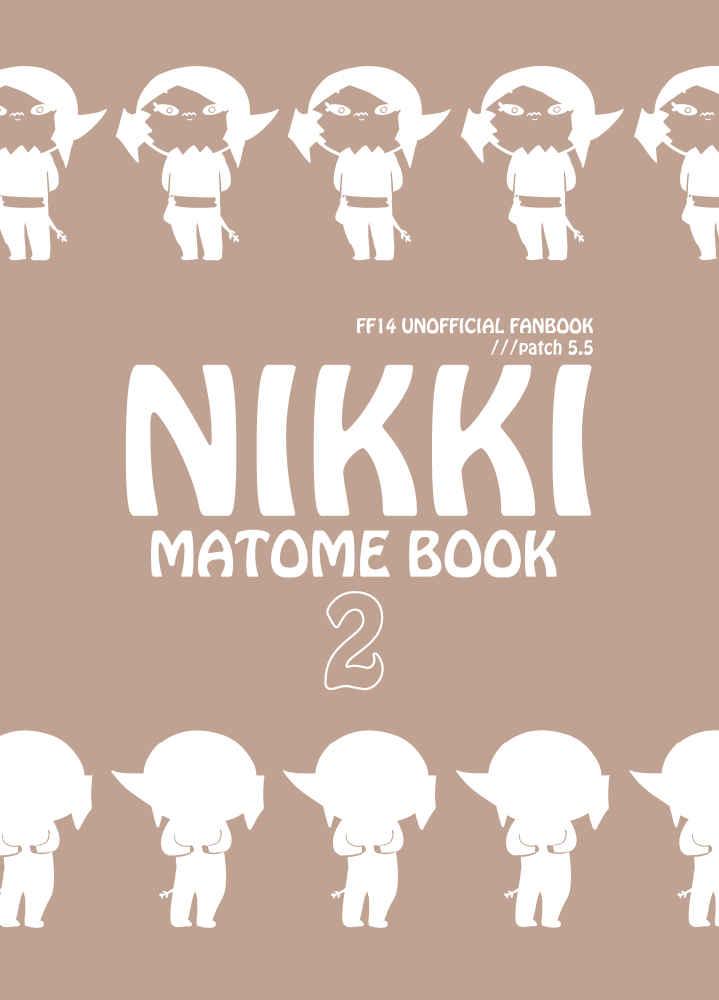 NIKKI MATOME BOOK2 [スナサン(ヌピサン)] ファイナルファンタジー