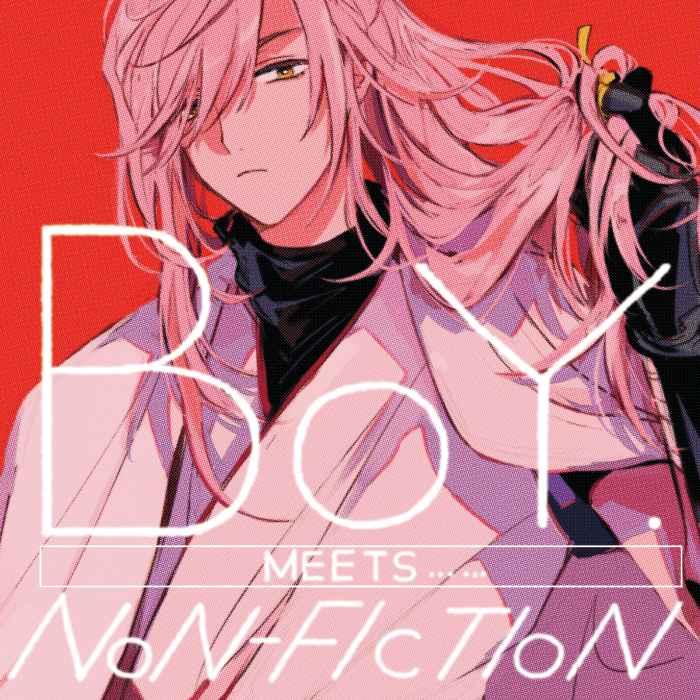 BOY MEETS NON-FICTION [6th(さの)] SK∞ エスケーエイト