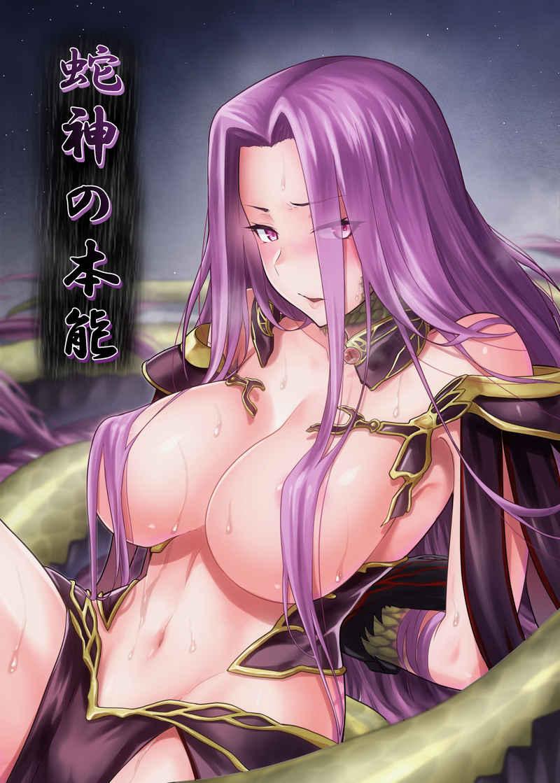蛇神の本能 [ジョウ・レン騎士団(kiasa)] Fate/Grand Order