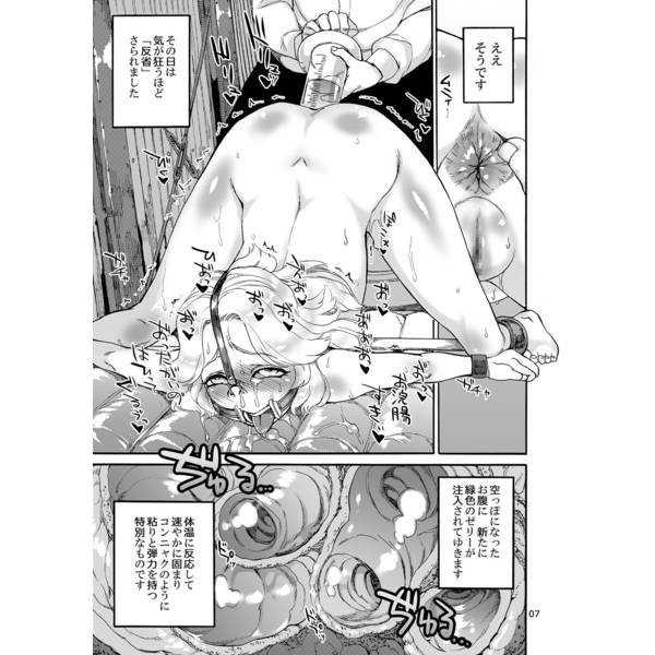 斑鳩胡桃の偶像少女排泄レッスン〈下〉