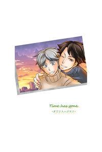 Time has gone.-オワリトハジマリ-