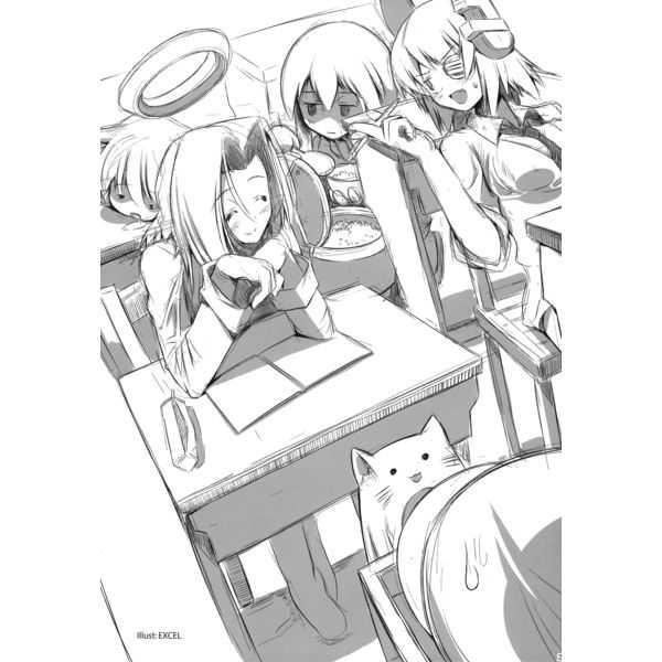 私立艦これ学園~EXCEL鎮守府編~