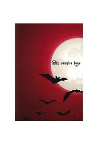 Six vampire boys