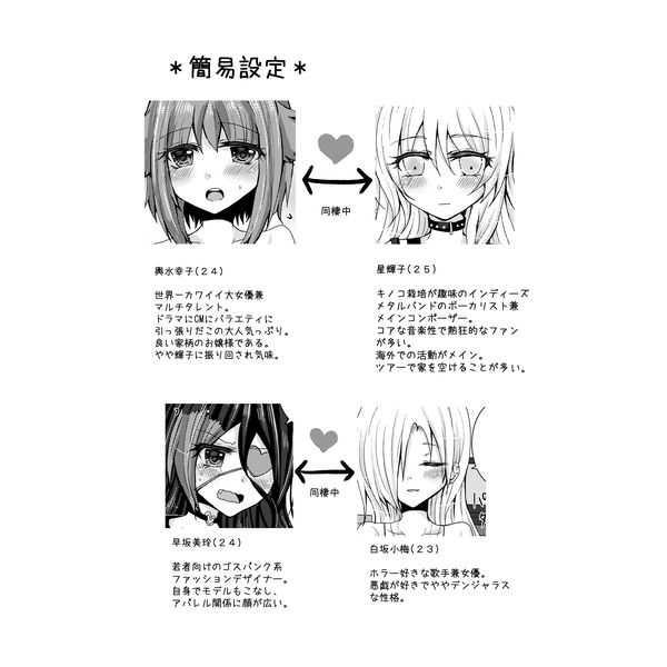 輝子と幸子が結婚する本