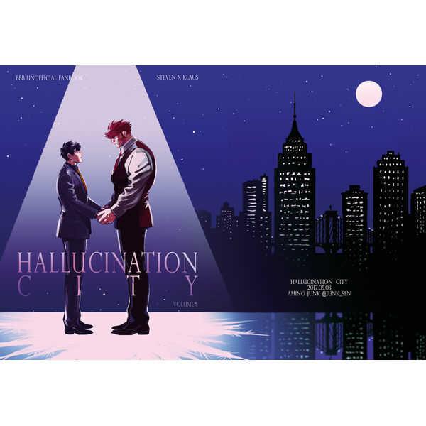 HALLUCINATION CITY VOLUME1 [AMINO JUNK(こめた)] 血界戦線
