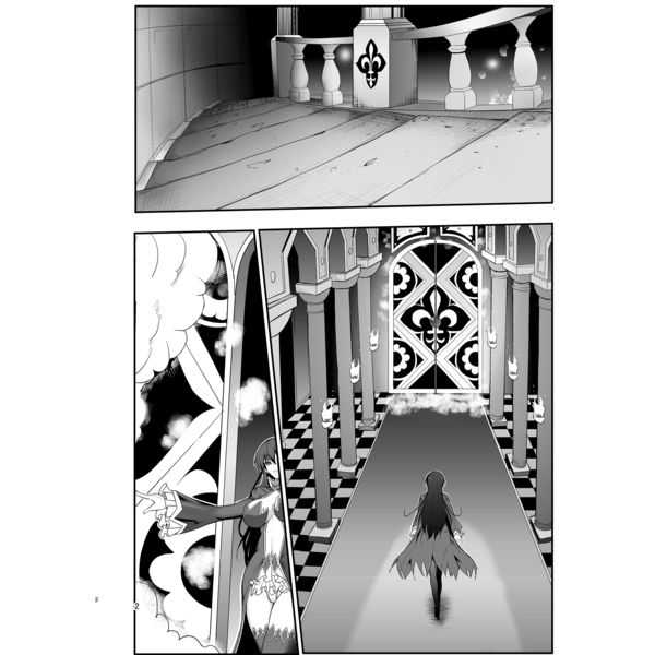 吸血鬼アサギ ~総集編(堕淫の乙女達)~