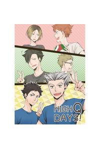 HIGH Q DAYS!