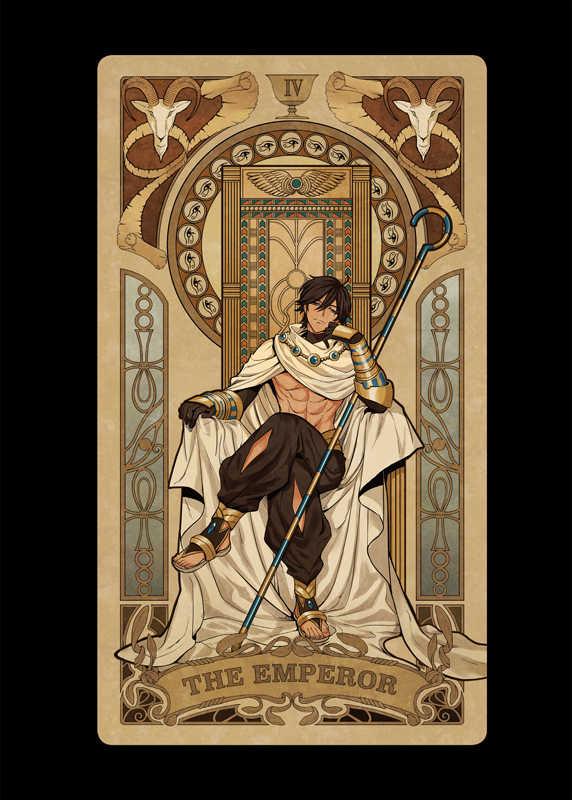 Fate/Journey 大アルカナ篇説明書【再販】