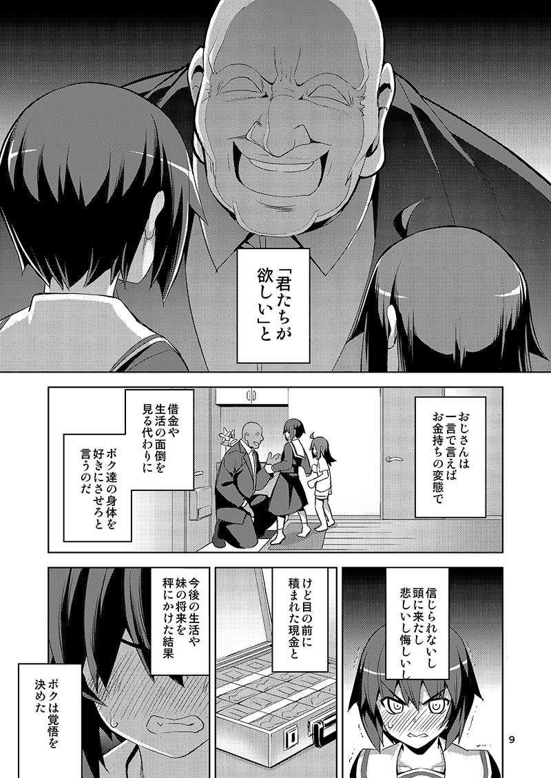 RE-EX 幸薄いボクっ娘が幸せ?になるまでの話1
