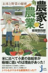 農家と農業 お米と野菜の秘密