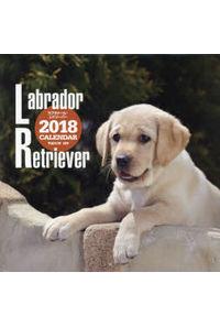 カレンダー '18 ラブラドール・レトリ