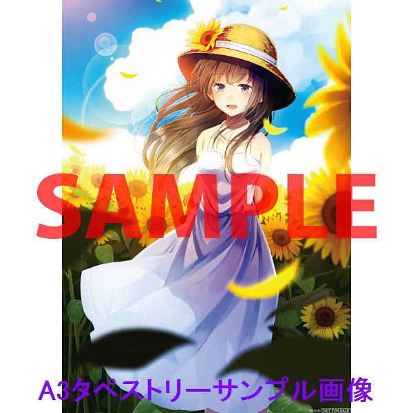 【有償特典】特製A3タペストリー(夏色の君へ 少女アラカルト2)