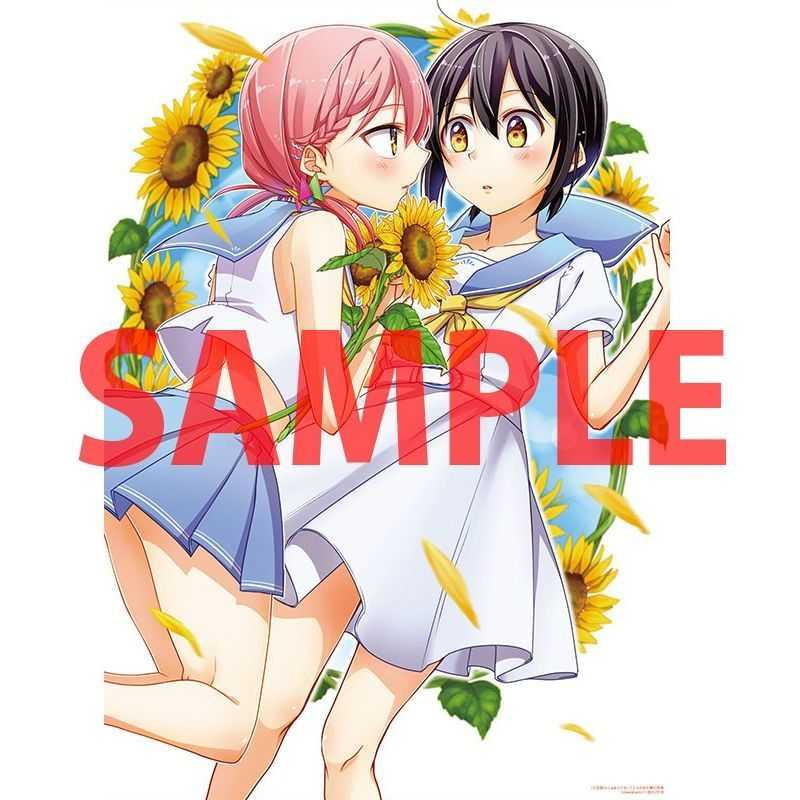 立花館ToLieあんぐる 7 Blu-ray付き特装版 merryhachi描き下ろしB2タペストリー付きとらのあな限定版