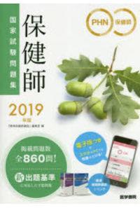 保健師国家試験問題集 2019年版