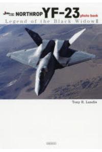 NORTHROP YF-23 photo book Legend of the Black Widow2