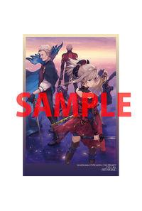 Fate/Grand Order コミックアラカルトX 特典:特製イラストカード