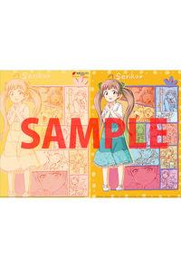 【特 典】 クリアファイル (アイドルマスター ミリオンライブ! Blooming Clover 3(限定版・通常版))
