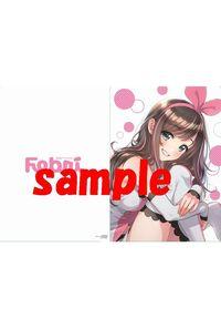 【特典】 クリアファイル (Febri Vol.50)