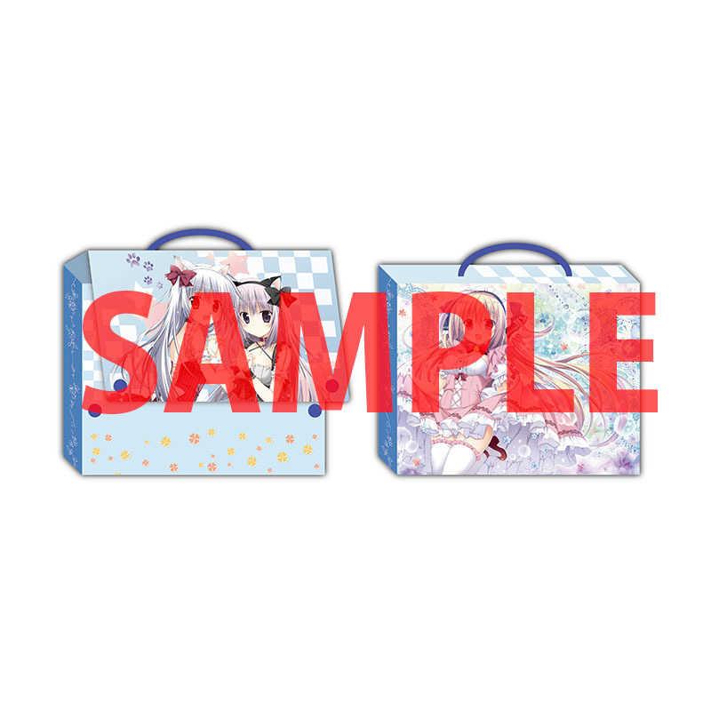 【有償特典】特製キャリングケース(キャンディーどろっぷす2  -梱枝りこART WORKS-)