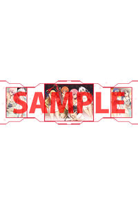 【有償特典】とらのあな限定 全巻収納BOX(ハンドレッド16 ―キャッチ・ザ・フューチャー― )