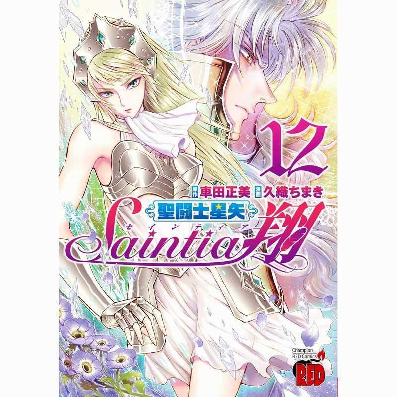 聖闘士(セイント)星矢セインティア翔 12