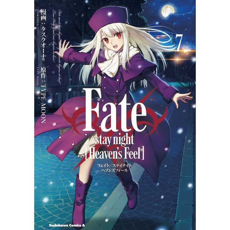 Fate/stay night〈Heaven's Feel〉 7