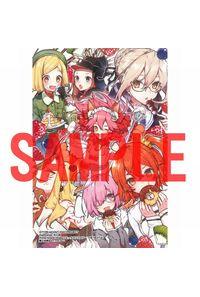 【特典】イラストカード(Fate/Grand Order アンソロジー THE NEXT 4)