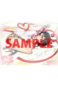 【有償特典】特製A4クリアフラットケース(Re;collections KANTOKU 15th Anniversary Rough&Line Art)