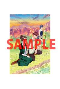 【特典】特製イラストカード(異世界転生に感謝を 2)