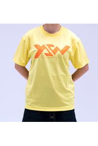 『山と食欲と私』Tシャツ <YSW>イエロー L