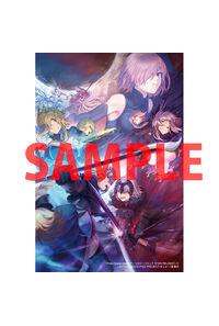 【特典】特製イラストカード(Fate/Grand Order アンソロジーコミック STAR RELIGHT 1)