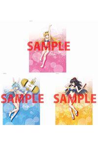 【有償特典】特製スウェードポスター3種セット(たかやKi画集 BRILLIANT ありふれた職業で世界最強)
