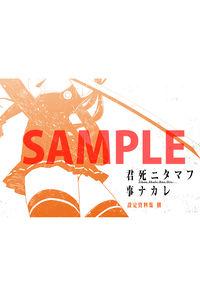 【特典】書き下ろしSS入り12P小冊子(君死ニタマフ事ナカレ 8)
