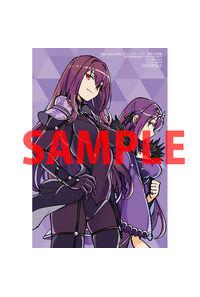【特典】特製イラストカード(Fate/Grand Order メイヴ・メイヴ・メイヴ! 青乃下作品集)