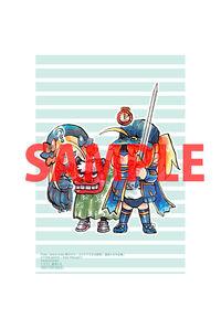 【特典】特製イラストカード(Fate/Grand Order 喚びだせ! カルデアすきま劇場! 逢坂たま作品集)