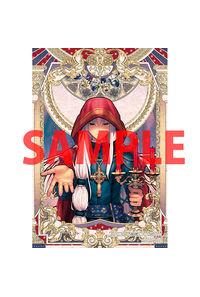 【特典】特製イラストカード(Fate/Grand Order TAZU-CINEMA 過たず作品集)