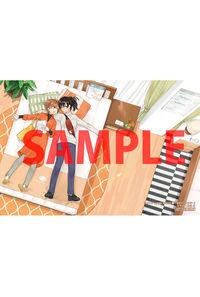 【特典】特製ポストカード(エクレア orange あなたに響く百合アンソロジー)