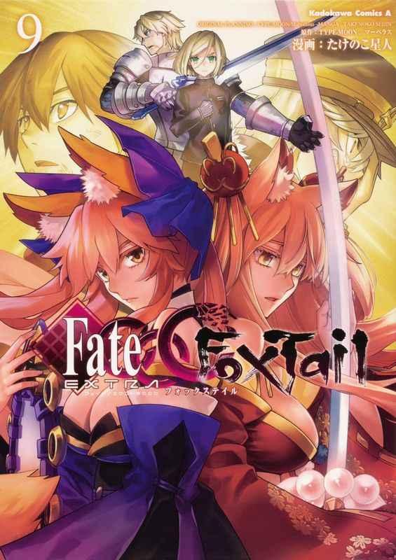 フェイト/エクストラCCC FoxTail 9