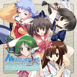 (CD)AQUAPLUS VOCAL COLLECTION Vol.4