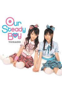 (CD)「kiss×sis」エンディングテーマ Our Steady Boy (DVD付)