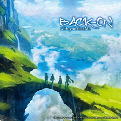 (CD)with you feat.Me/BACK-ON