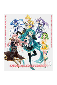(CD)VOCALOID BEST from ニコニコ動画 (あか)
